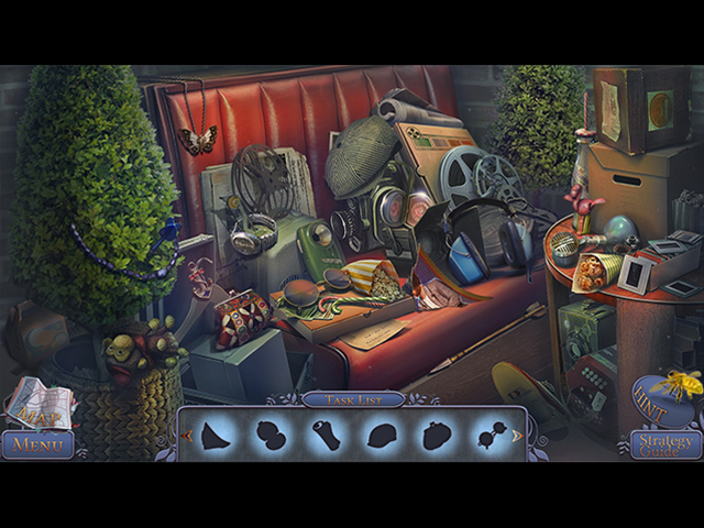 Strange Investigations: Becoming Collector's Edition - Screenshot