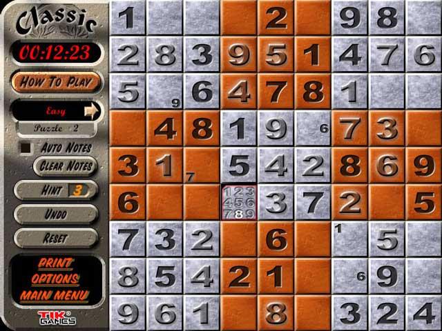 Video for Sudoku Latin Squares