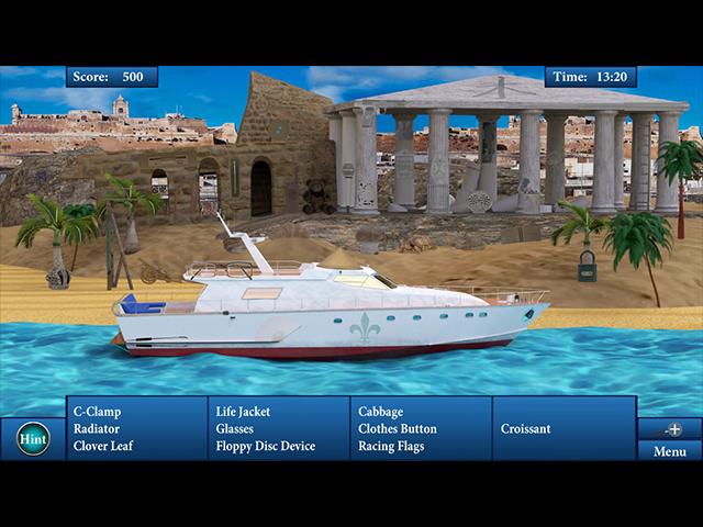 Summer Adventure 3 - Screenshot