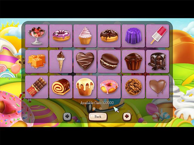 Sweet Treat Solitaire - Screenshot
