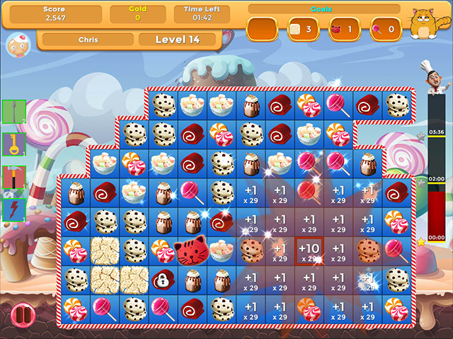 Sweet Treats: Fresh Daily - Screenshot