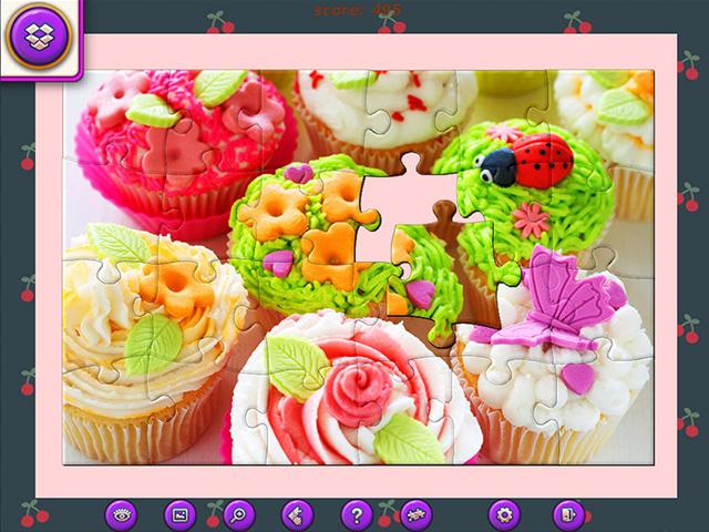 Tasty Jigsaw: Happy Hour 2 - Screenshot