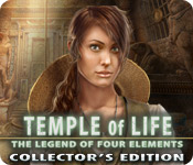 Temple of Life: The Legend of Four Elements Collector's Edition