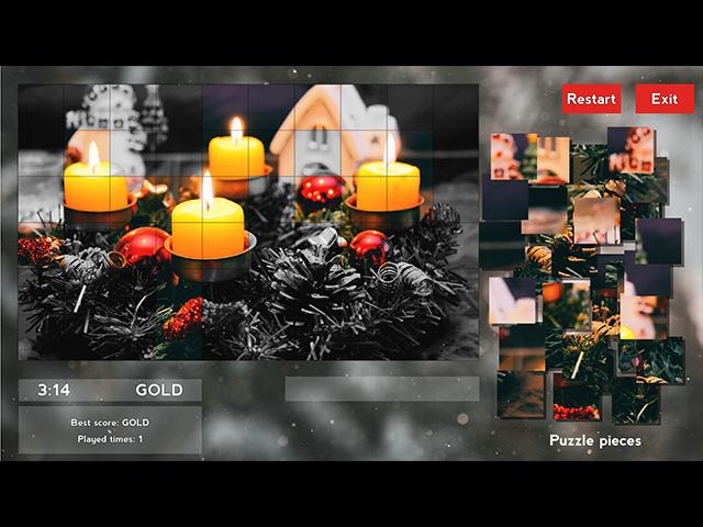 The Christmas Challenge - Screenshot