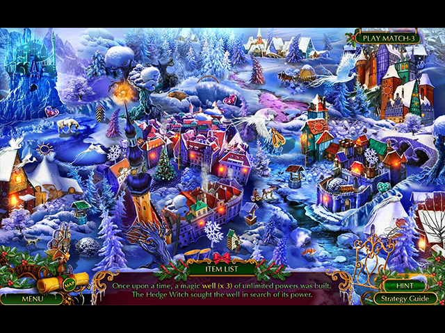 The Christmas Spirit: Grimm Tales - Screenshot 2