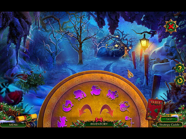 The Christmas Spirit: Grimm Tales - Screenshot 3