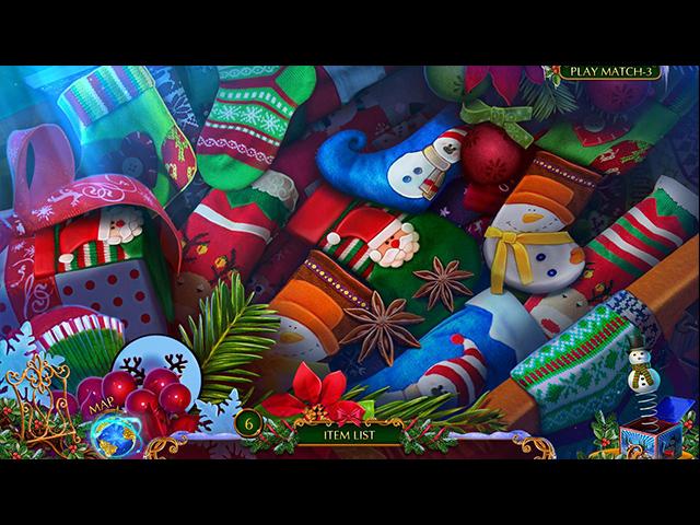 The Christmas Spirit: Journey Before Christmas - Screenshot