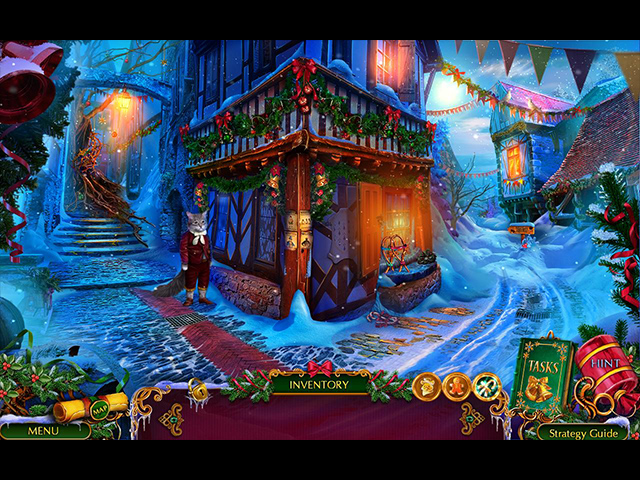 The Christmas Spirit: Mother Goose's Untold Tales - Screenshot 1
