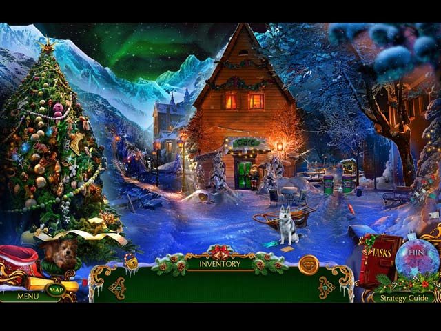The Christmas Spirit 1: Trouble in Oz Screen1