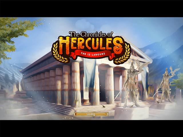 The Chronicles of Hercules: The 12 Labours - Screenshot