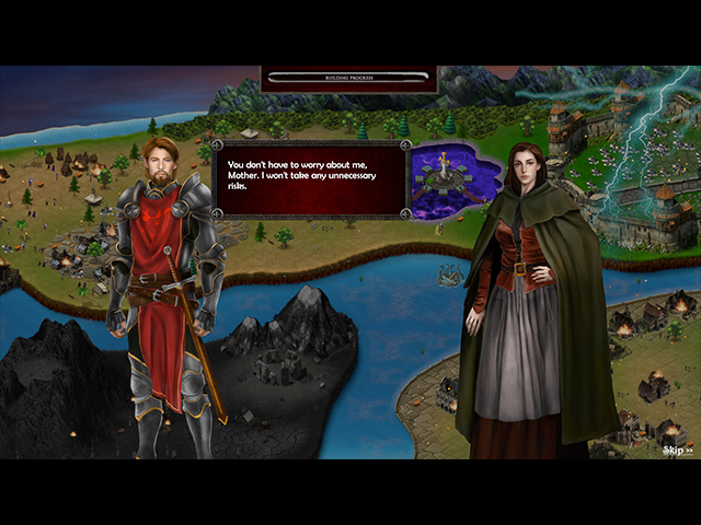The Chronicles of King Arthur: Episode 1 - Excalibur - Screenshot