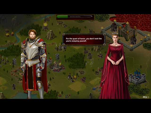 The Chronicles of King Arthur: Episode 2 - Knights of the Round Table - Screenshot