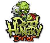 time management games software casual games  Dead Hungry Diner