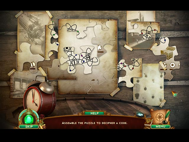 The Emerald Maiden: Symphony of Dreams > iPad, iPhone