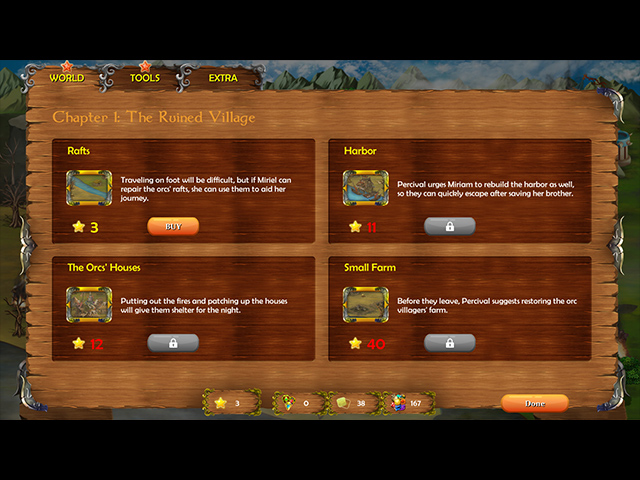 The Enthralling Realms: Knights & Orcs - Screenshot
