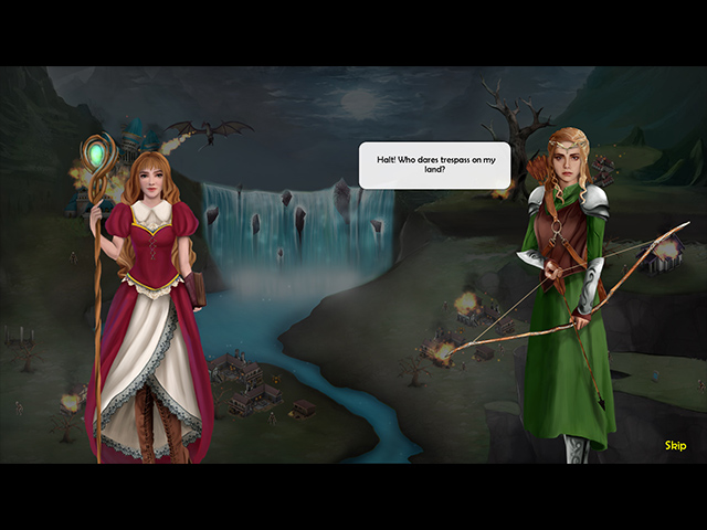 The Enthralling Realms: The Witch and the Elven Princess - Screenshot