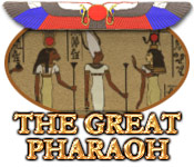 software match 3 casual games  The Great Pharaoh