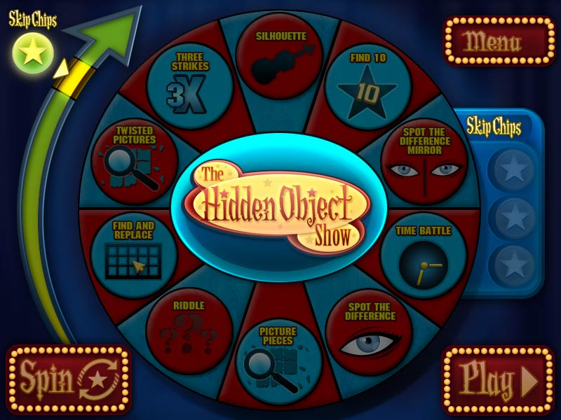 The Hidden Object Show Ipad Iphone Android Mac Pc Game Big Fish