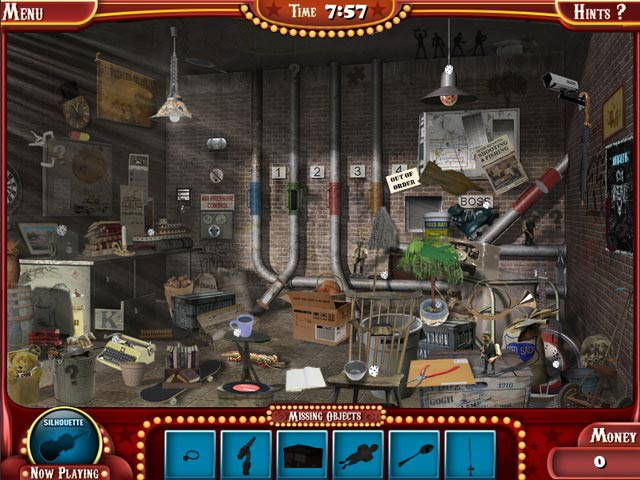 The hidden object show ipad iphone android mac pc for Big fish hidden object games