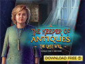 Screenshot for The Keeper of Antiques: The Last Will Collector's Edition