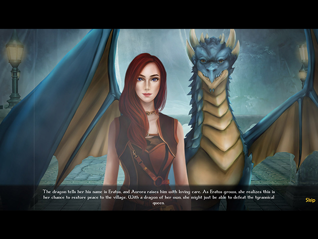 The Legend of Eratus: Dragonlord - Screenshot