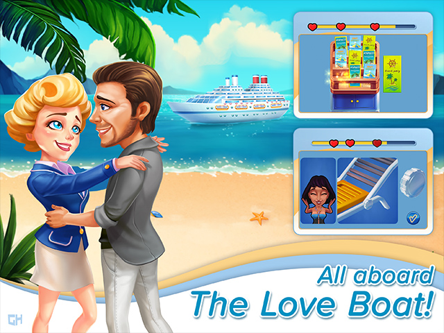 The Love Boat: Second Chances Collector's Edition - Screenshot