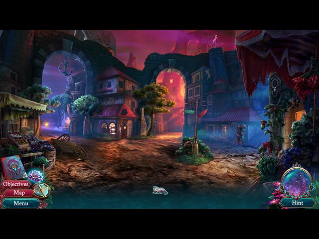 The Myth Seekers 2: The Sunken City - Screenshot 1