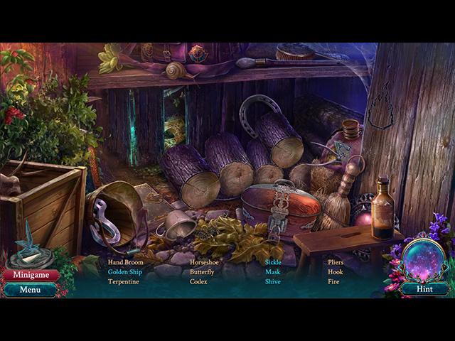 The Myth Seekers 2: The Sunken City - Screenshot 2