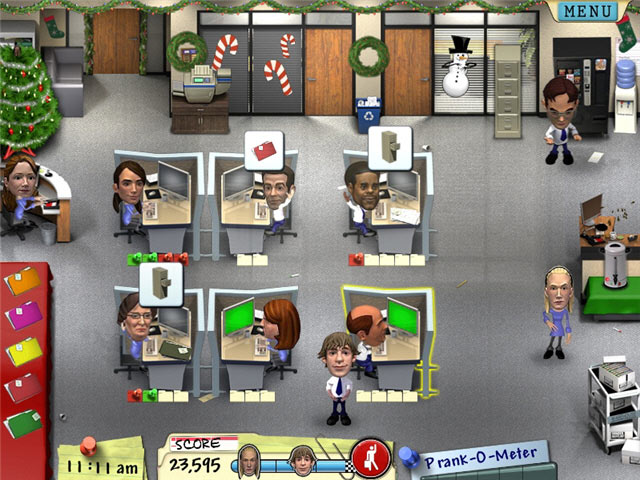 games for office
