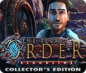 The Secret Order: Bloodline Collector's Edition