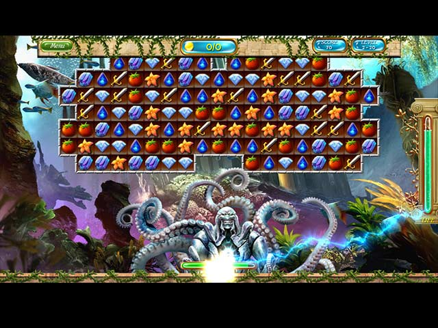 The Trials of Olympus II: Wrath of the Gods Screen3