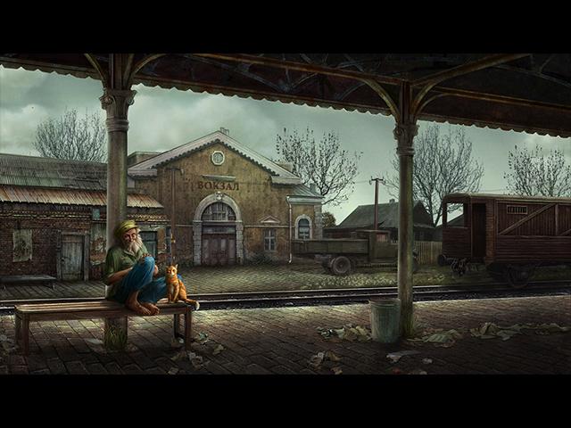 The Wild Case - Screenshot