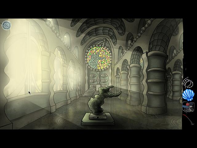 Through Abandoned - Screenshot