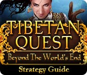 Tibetan Quest: Beyond the World's End Strategy Guide