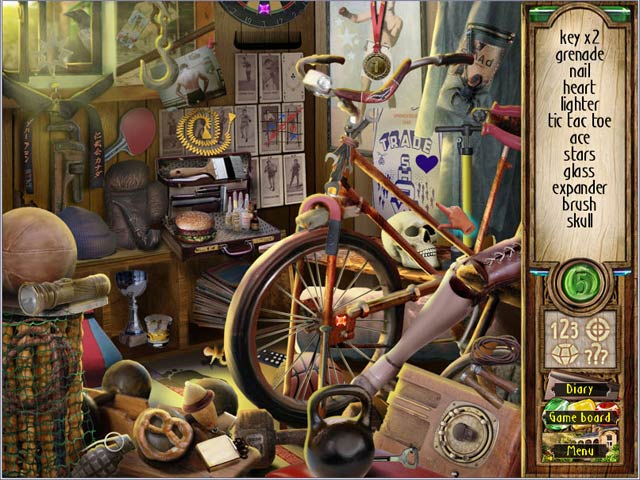 Video for Time Riddles: The Mansion