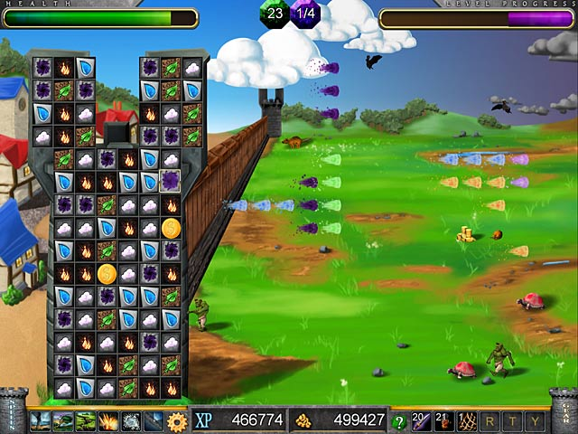 Tower of elements ipad iphone android mac pc game for Big fish games mac