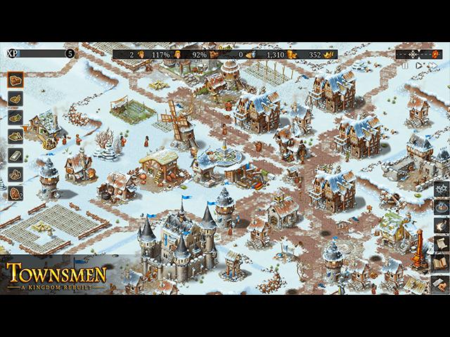 Townsmen: A Kingdom Rebuilt - Screenshot