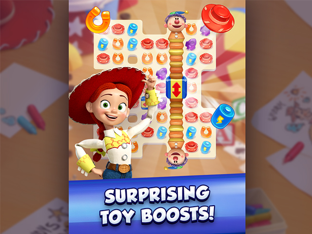 Toy Story Drop! > iPad, iPhone, Android, Mac & PC Game | Big