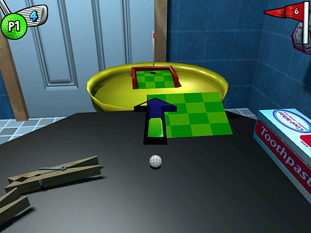 Video for Toy Golf