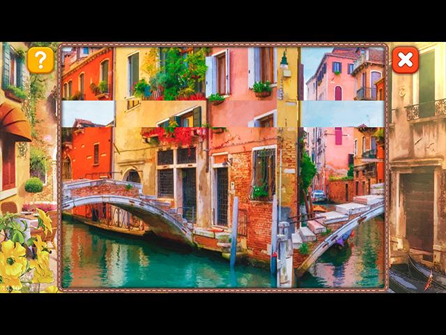 Travel Mosaics 15: Magic Venice - Screenshot
