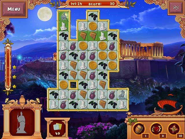 Travel Riddles Trip To Greece IPad IPhone Android Mac PC - Trip to greece