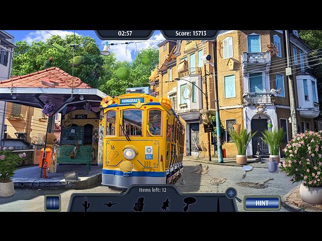 Travel To Brazil - Screenshot