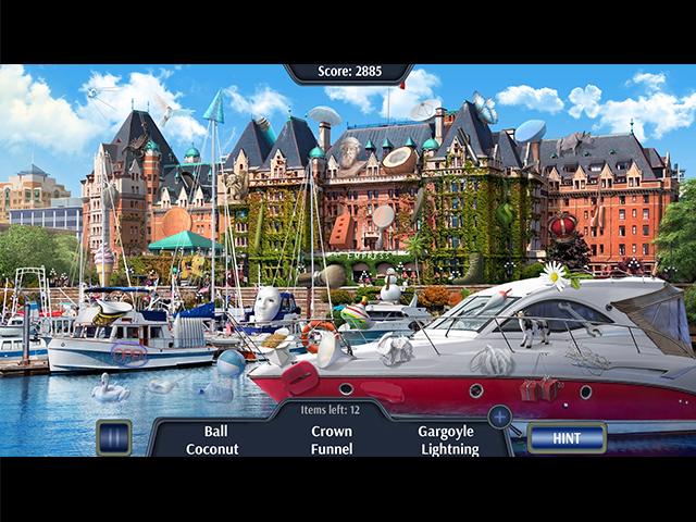 Travel To Canada - Screenshot