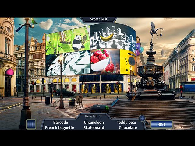 Travel To England - Screenshot