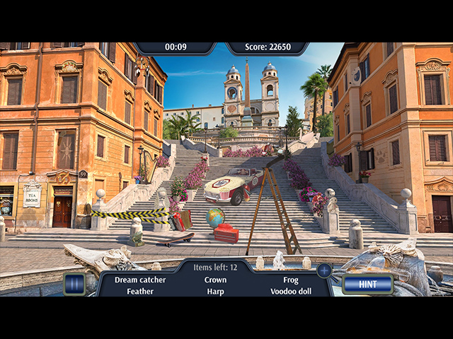 Travel To Italy - Screenshot
