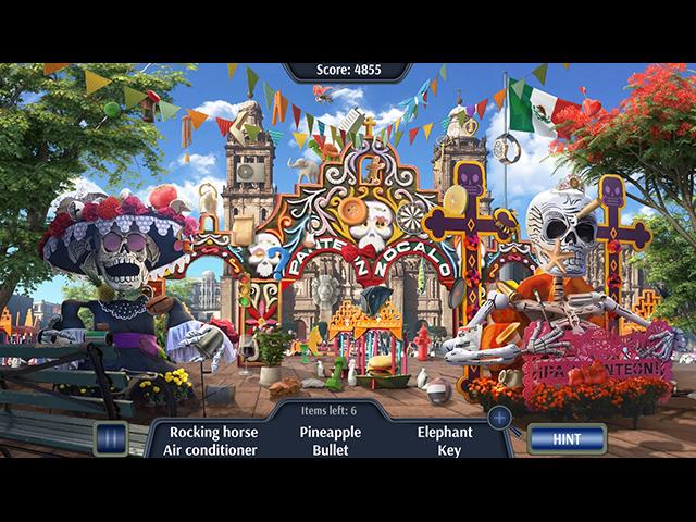 Travel To Mexico - Screenshot