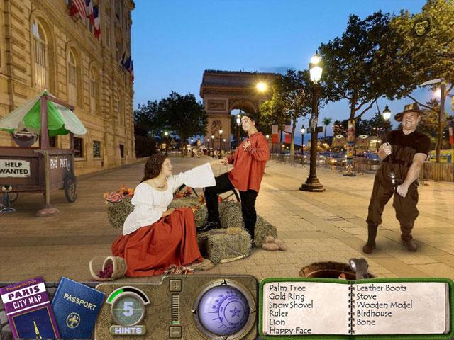 Travelogue Paris - GameSpot