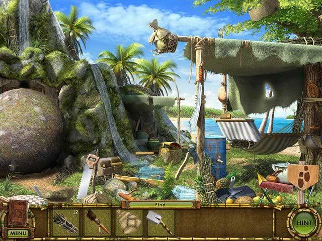 The Treasures of Mystery Island: The Gates of Fate > iPad, iPhone