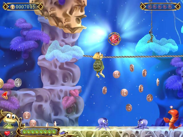 Underwater Odyssey Slot - Play Now with No Downloads