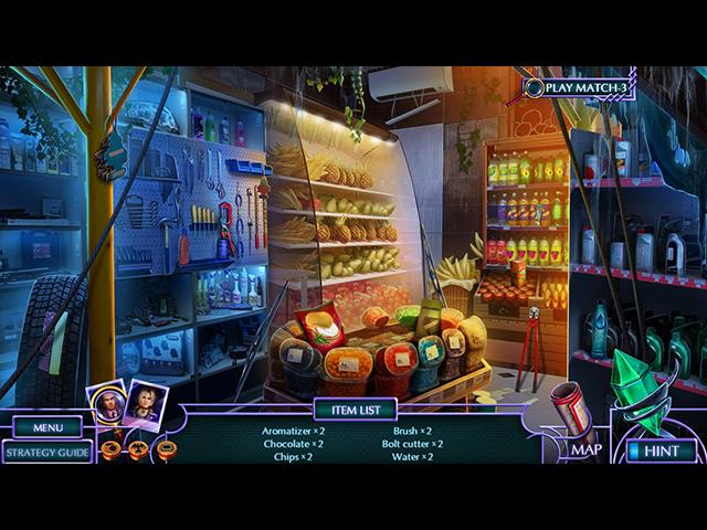 Twin Mind: Murderous Jealousy - Screenshot